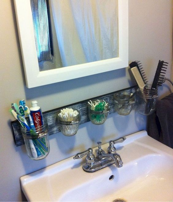 Bathroom Organization Ideas 10