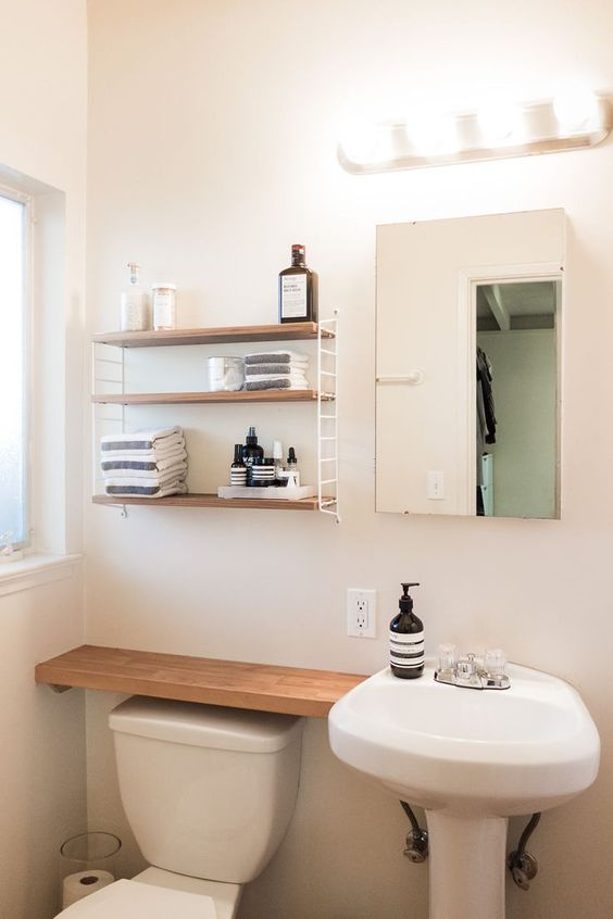 Bathroom Organization Ideas 12