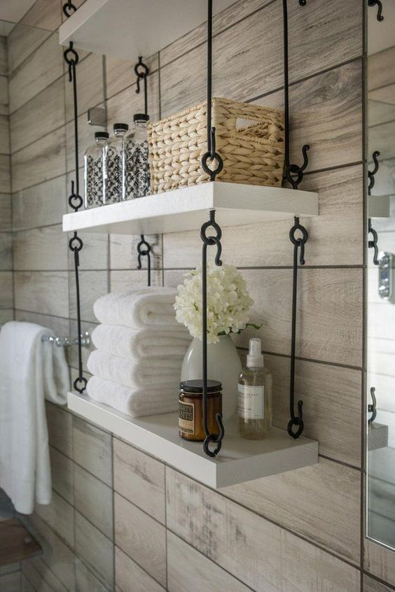 Bathroom Organization Ideas 13