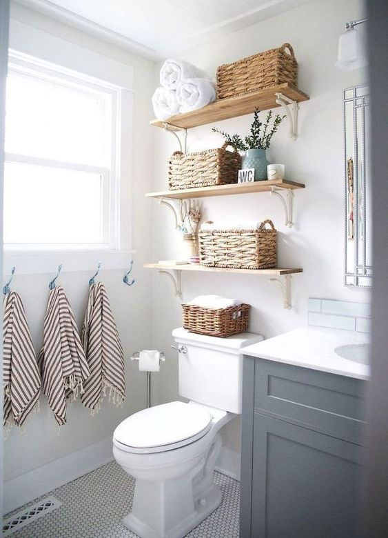 Bathroom Organization Ideas 16