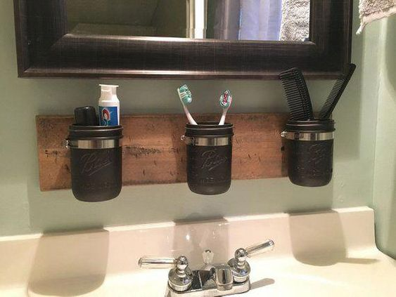 Bathroom Organization Ideas 20
