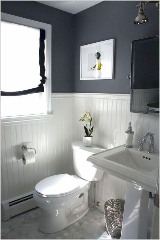 Bathroom Paint Ideas 19