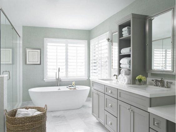 Bathroom Paint Ideas 20