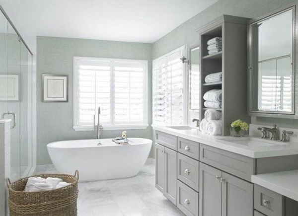 Bathroom Paint Ideas feature