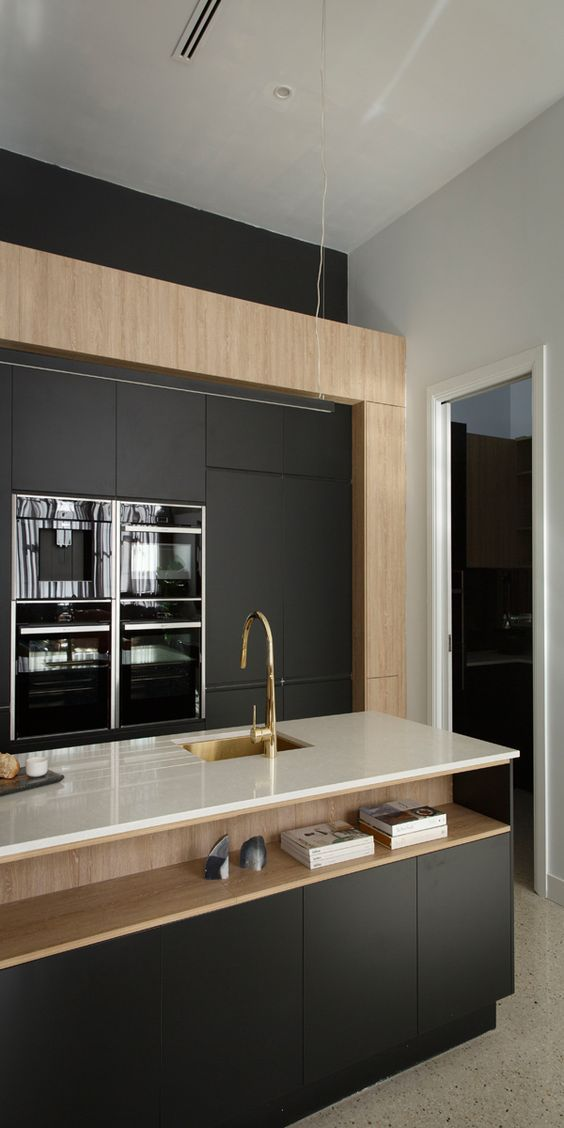 Dark Kitchen Ideas 10
