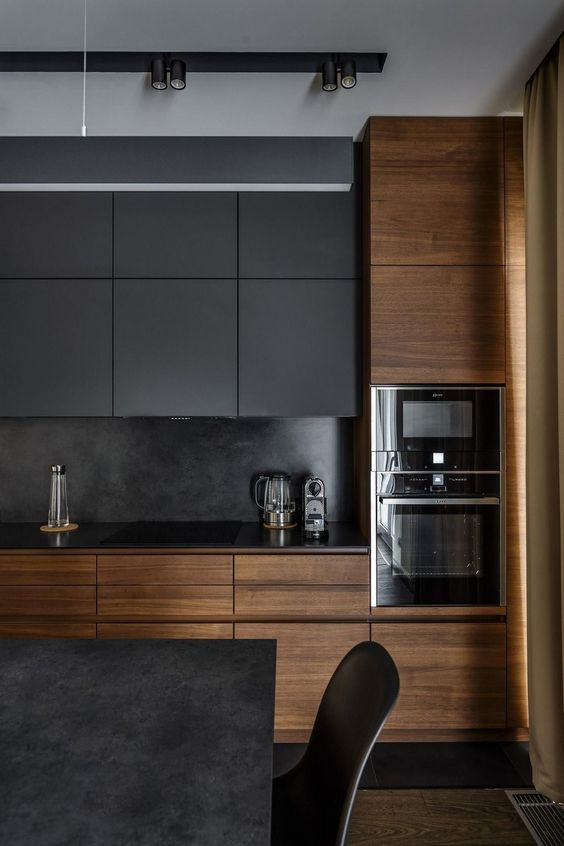Dark Kitchen Ideas: Stunning Earthy Decor