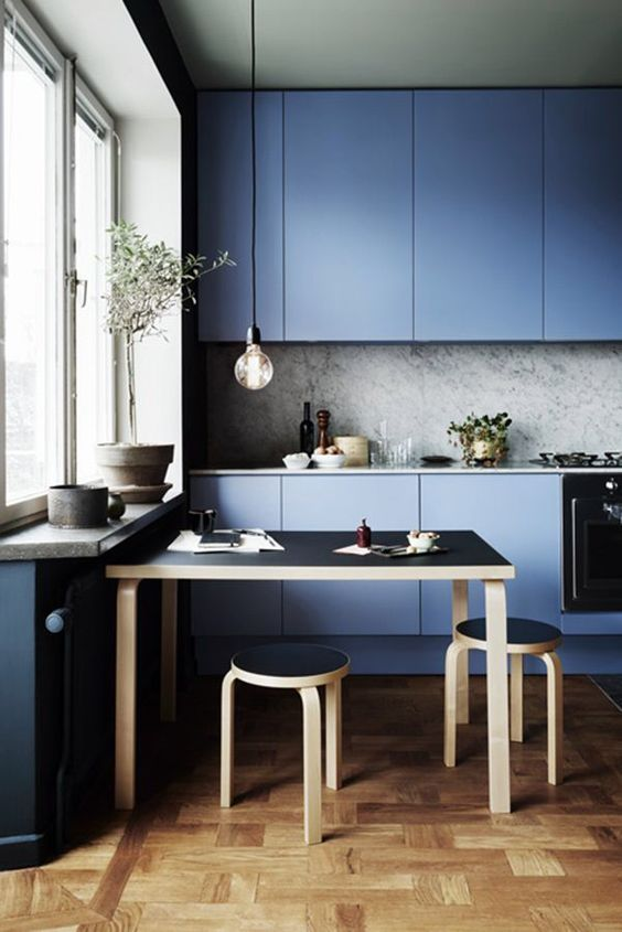 Dark Kitchen Ideas: Stylish Minimalist Decor