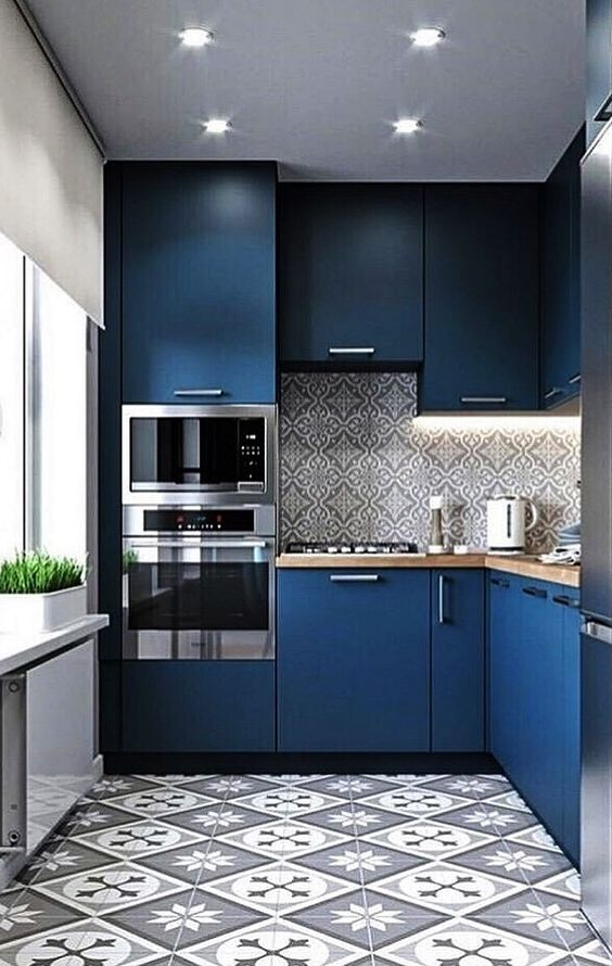 Dark Kitchen Ideas 8