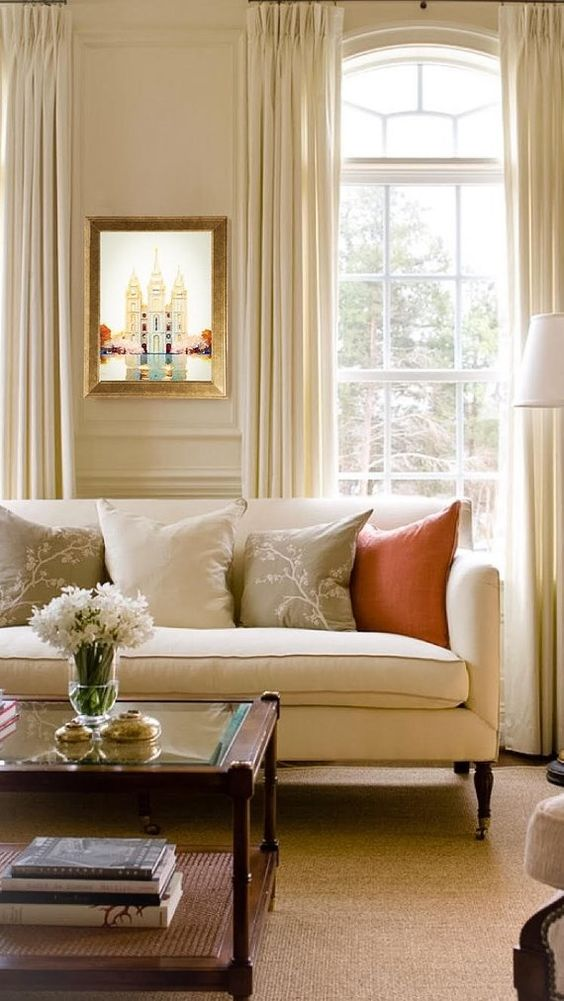 Shabby Chic Living Room Ideas 12