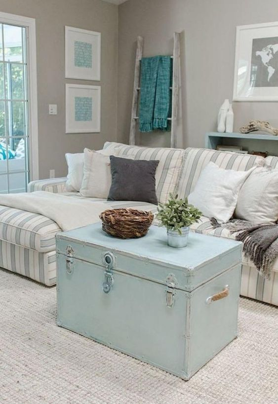Shabby Chic Living Room Ideas 20
