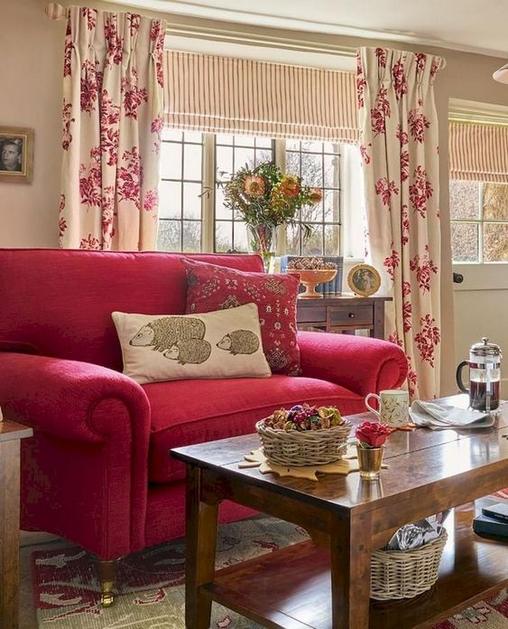 Shabby Chic Living Room Ideas 22