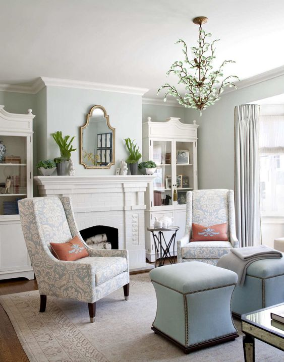 Shabby Chic Living Room Ideas: Elegant Neutral Decor