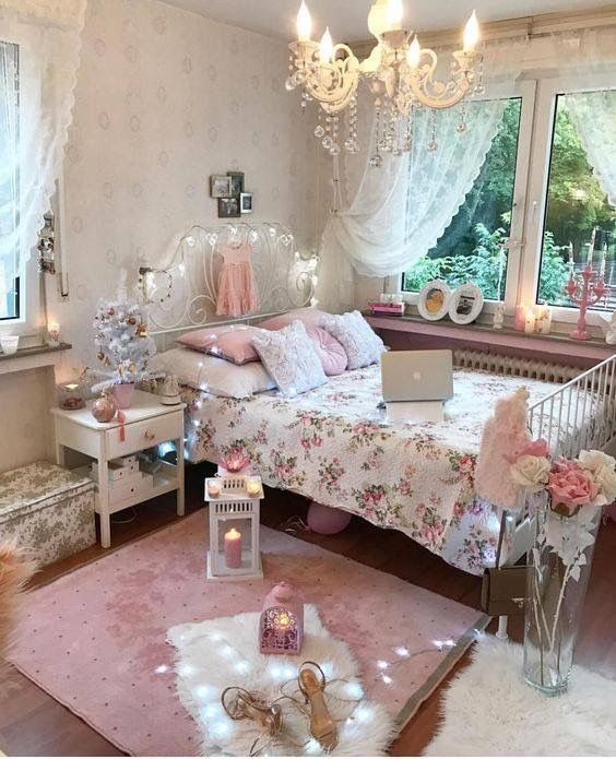 Vintage Bedroom Ideas 12