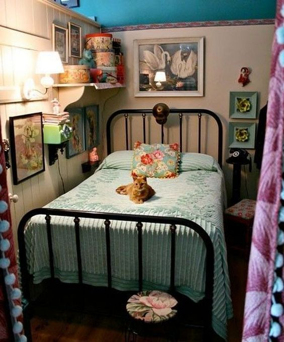 Vintage Bedroom Ideas 15