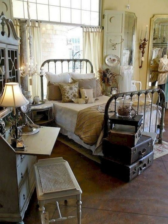 Vintage Bedroom Ideas 18