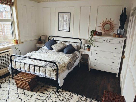 Vintage Bedroom Ideas 20