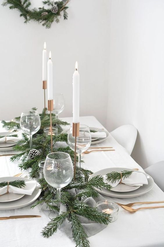Christmas Dining Room Ideas 10