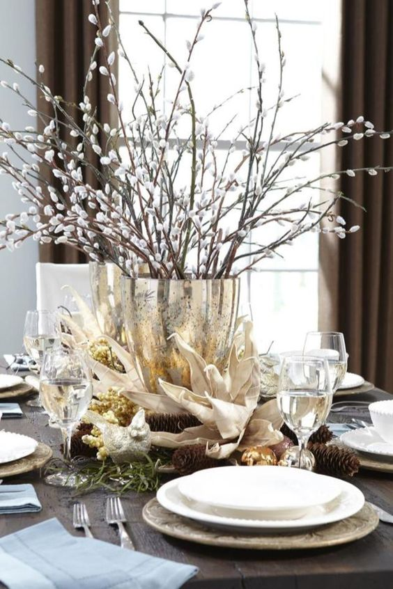 Christmas Dining Room Ideas 13