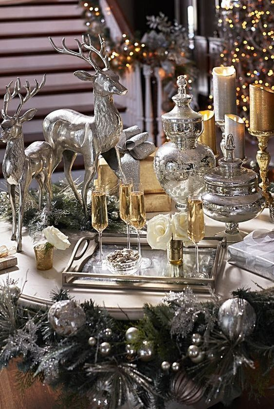 Christmas Dining Room Ideas 14