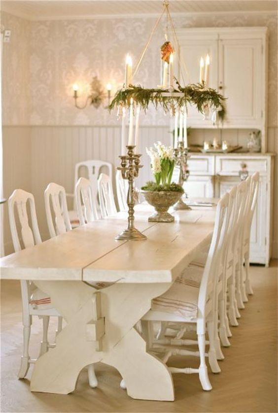 Christmas Dining Room Ideas 17