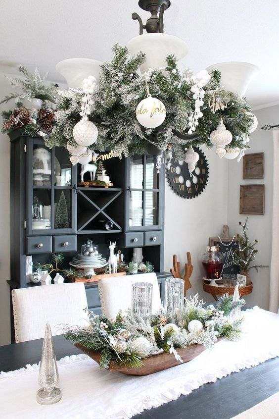 Christmas Dining Room Ideas: Simply Stunning Decor