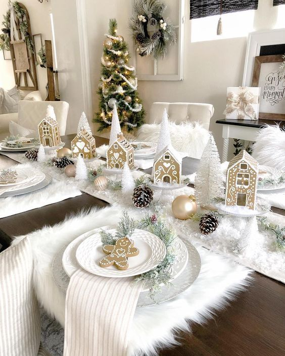 Christmas Dining Room Ideas 9