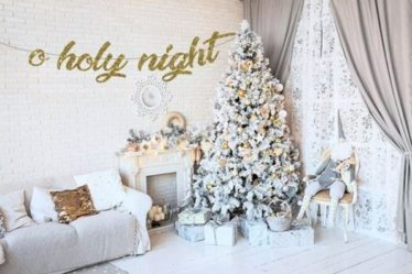 Christmas Living Room Ideas feature