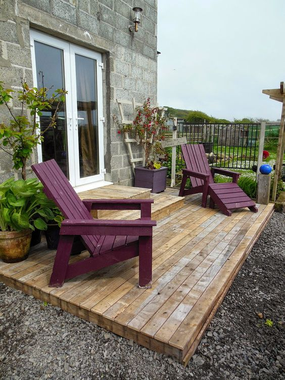 DIY Simple Backyard Ideas 12