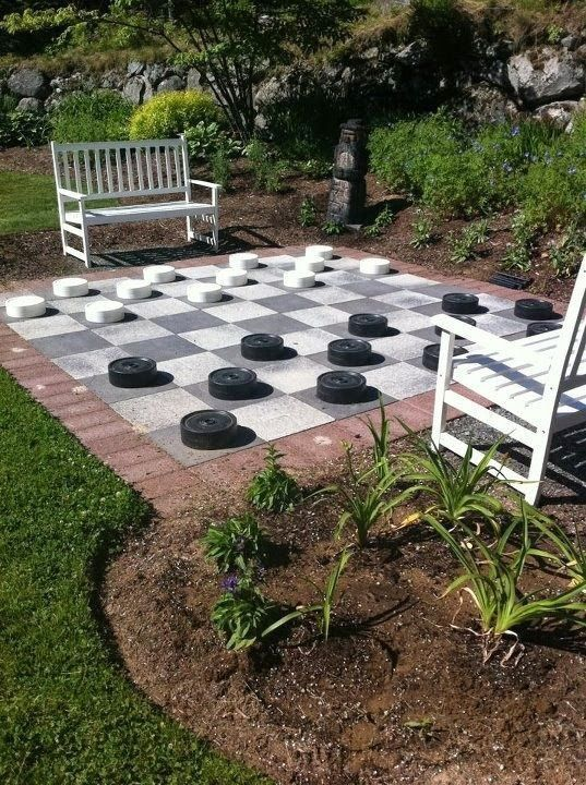 DIY Simple Backyard Ideas 17