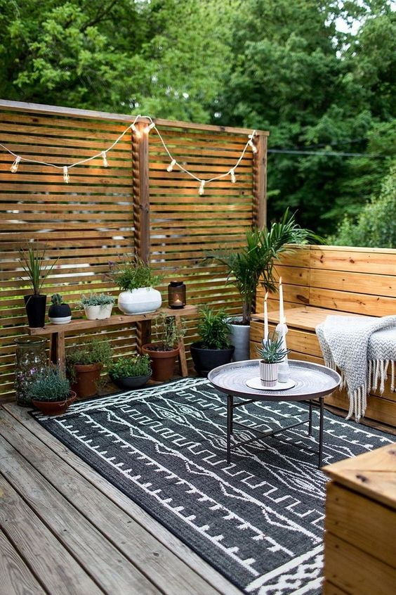 DIY Simple Backyard Ideas 18