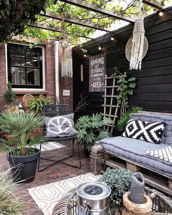 DIY Simple Backyard Ideas 19