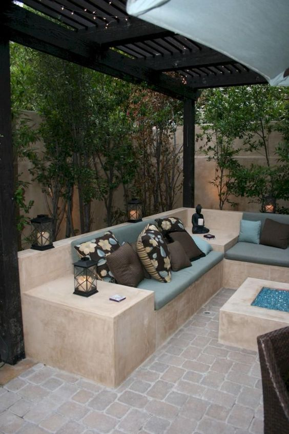 DIY Simple Backyard Ideas 21