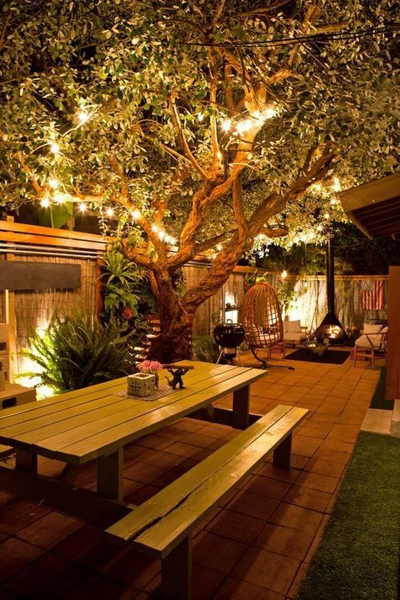 DIY Simple Backyard Ideas 22