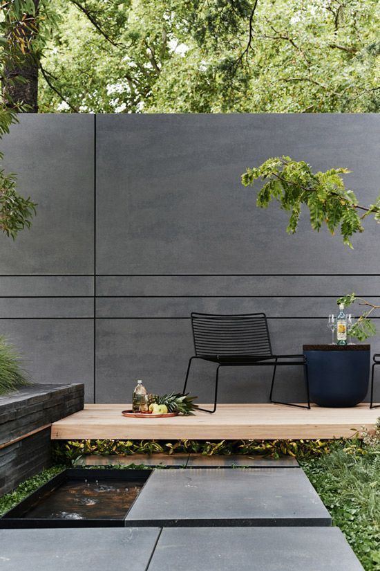 DIY Simple Backyard Ideas: Elegant Minimalist Design