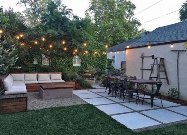 Diy Simple Backyard Ideas 23 Mesmerizing Decor For Modern Home
