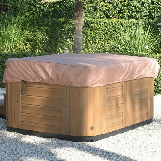 Hot Tub Patio Ideas 10