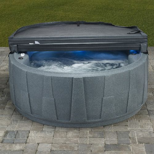 Hot Tub Patio Ideas 12