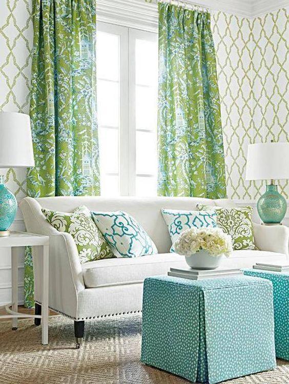 Living Room Wallpaper Ideas 11