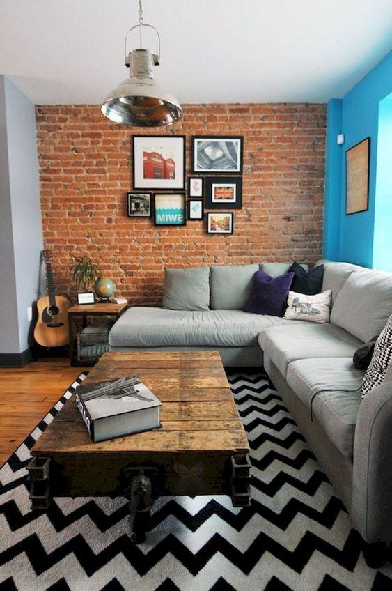 Living Room Wallpaper Ideas 14