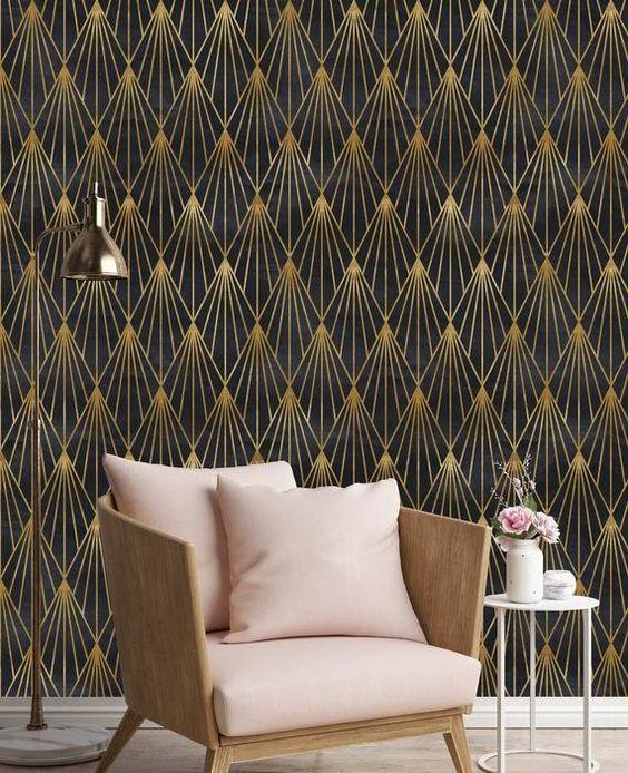 Living Room Wallpaper Ideas 18