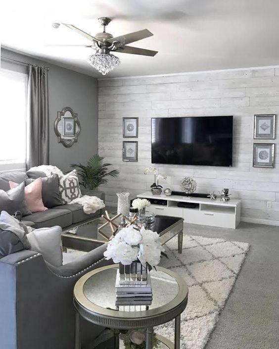 Living Room Wallpaper Ideas 20
