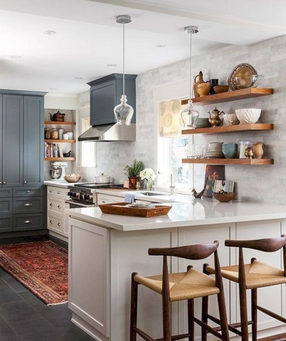 Neutral Kitchen Ideas 11
