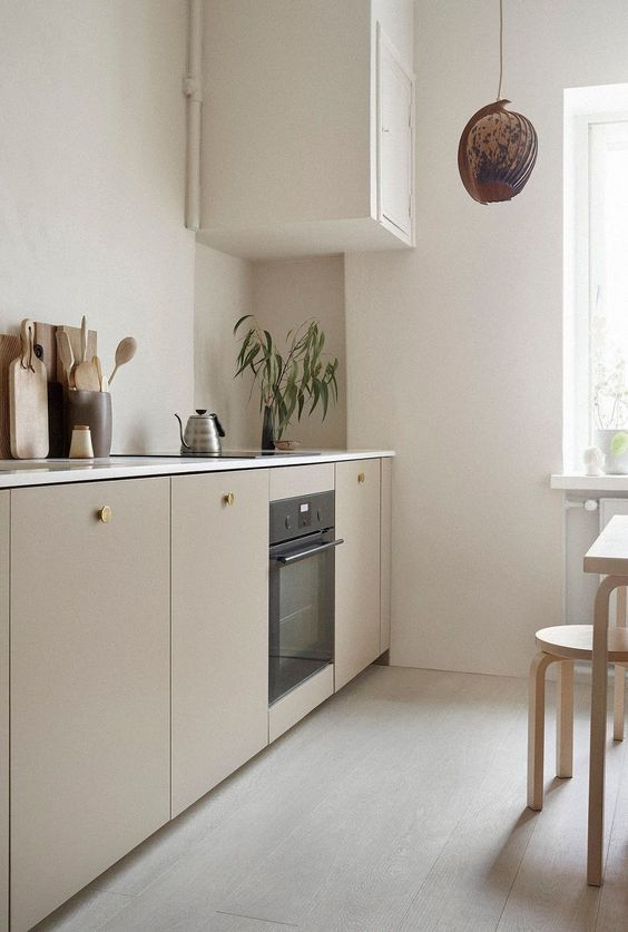 Neutral Kitchen Ideas: Stylish Warm Decor