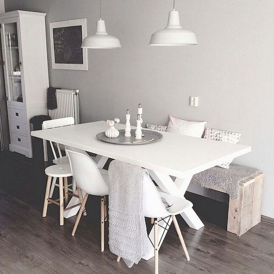 Simple Dining Room Ideas: Chic Eclectic Decor