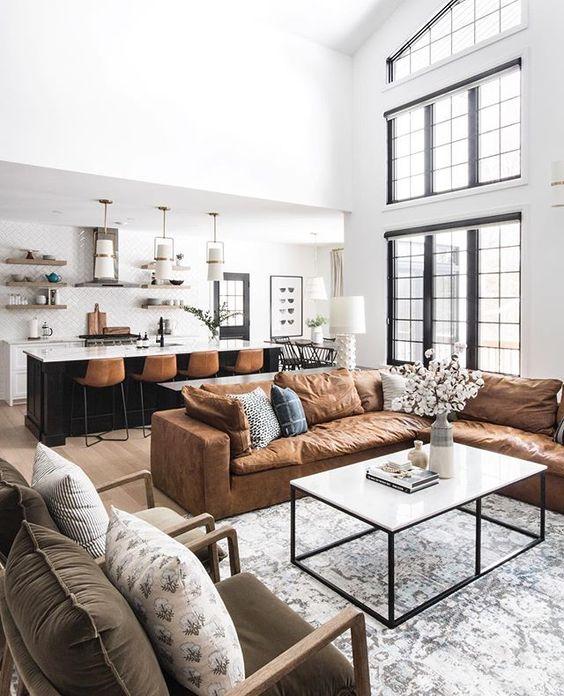 Simple Living Room Ideas 11