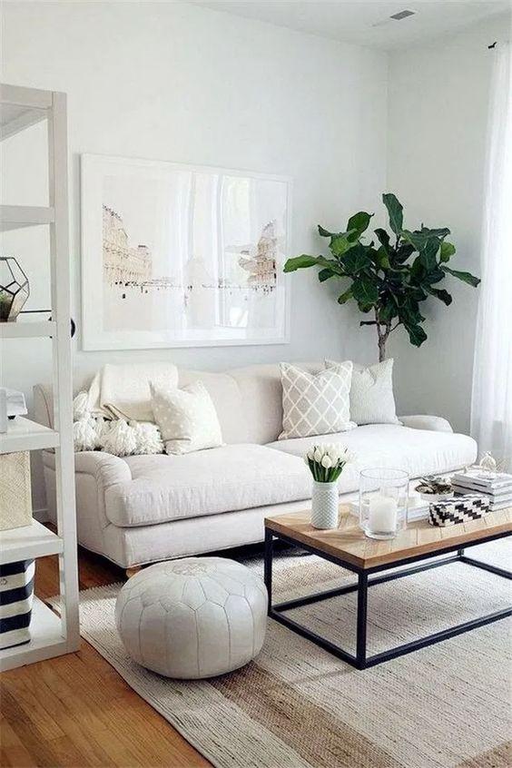 Simple Living Room Ideas 12