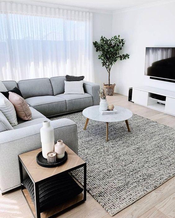 Simple Living Room Ideas 13
