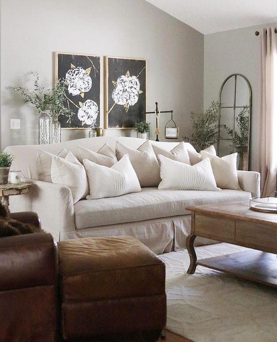 Simple Living Room Ideas 15