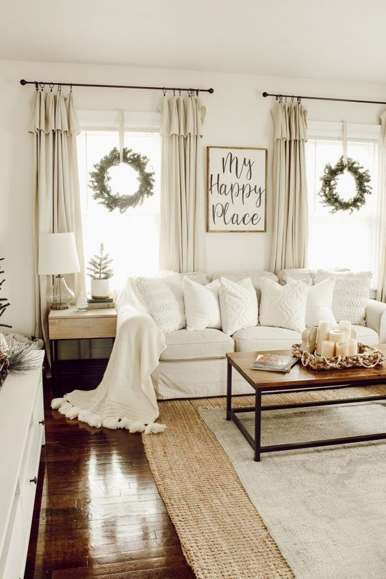 Simple Living Room Ideas 16