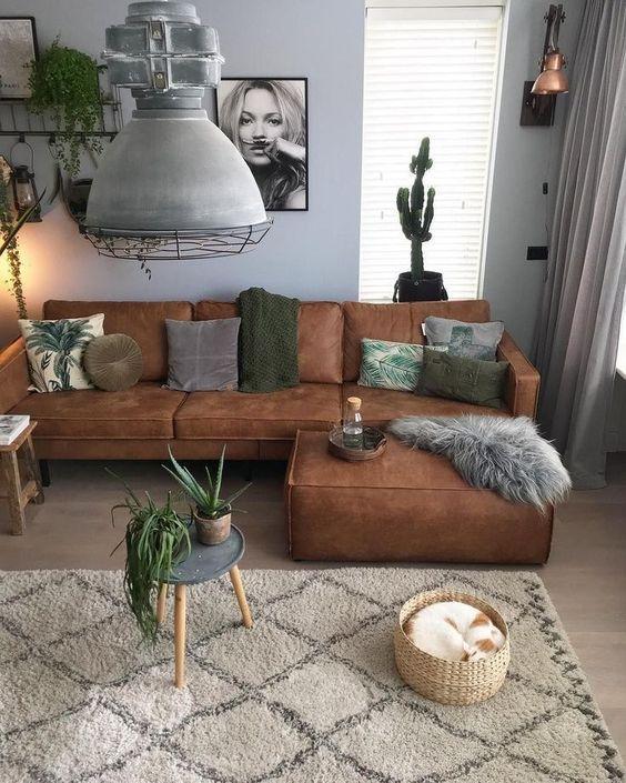 Simple Living Room Ideas 17